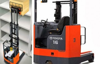 Xe nâng điện Toyota Reachtruck 6FBRE