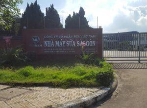 Nhà máy sữa Sài Gòn