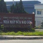 Nhà Máy Sữa Sài Gòn – Nhân Viên Asa Bảo trì+ sửa chữa xe nâng