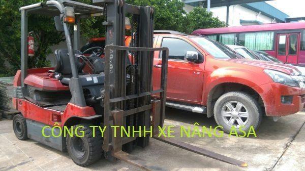 Sửa xe nâng hàng