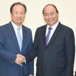 Samsung có thể 'lấn sân' đầu tư viễn thông tại Việt Nam