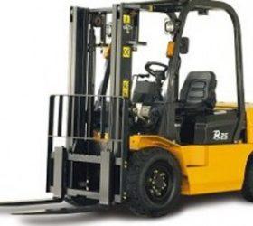 Xe nâng Diesel Hangcha 2.5 tấn
