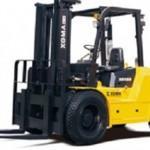 Xe nâng hàng XGMA CPCD70BTII