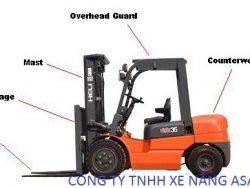 Dịch vụ sửa chữa xe nâng Bình Phước