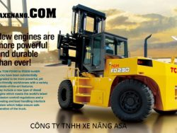 Sửa chữa xe nâng Đồng Nai