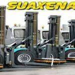 Thủ tục nhập khẩu xe nâng, máy xúc, máy đào…