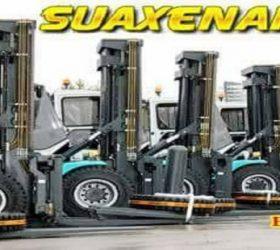 Thủ tục nhập khẩu xe nâng, máy xúc, máy đào...