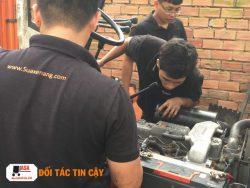 Đơn vị sửa chữa xe nâng tại Cần Thơ