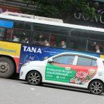 Một startup Việt thành công trong thị trường quảng cáo ô tô cá nhân