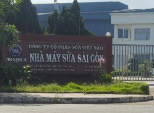 Nhà Máy Sữa Sài Gòn - Công Ty Cp Sữa Việt Nam