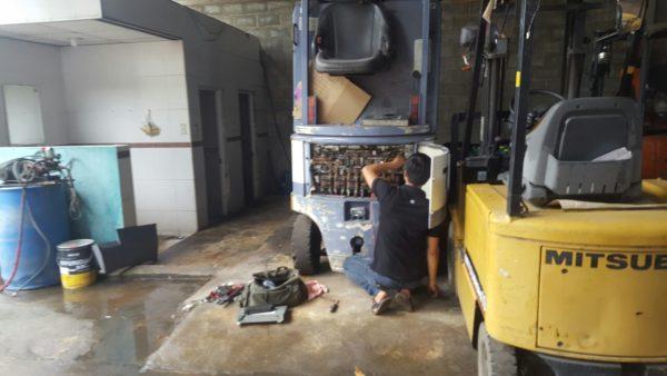 Kĩ thuật tiến hành sửa chữa