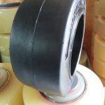 Bọc bánh xe nâng điện giá rẻ nhất Bọc bánh xe nâng hàng Toyota, Nichiyu, TCM, Nissan…