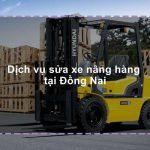 Dịch vụ sửa xe nâng hàng tại Đồng Nai