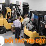 dịch vụ sửa xe nâng tốt nhất với khách hàng