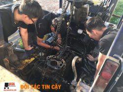Đơn vị sửa xe nâng hàng uy tín