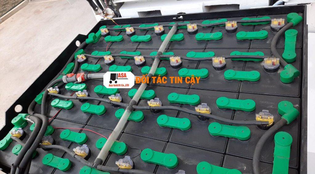 asa chuyên sửa chữa pin xe nâng