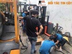 Công Ty ASA sửa xe nâng giá rẻ tại Đồng Nai