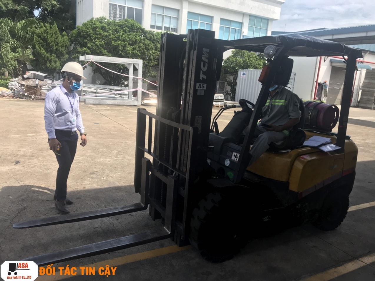 Sửa xe nâng TPHCM và các khu vực lân cậnt