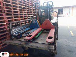 Công Ty ASA sửa xe nâng pallet chất lượng nhất thị trường