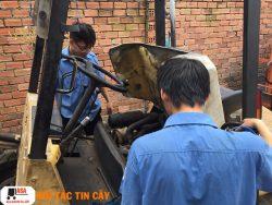 Công Ty ASA cung cấp dịch vụ xe nâng chuyên nghiệp