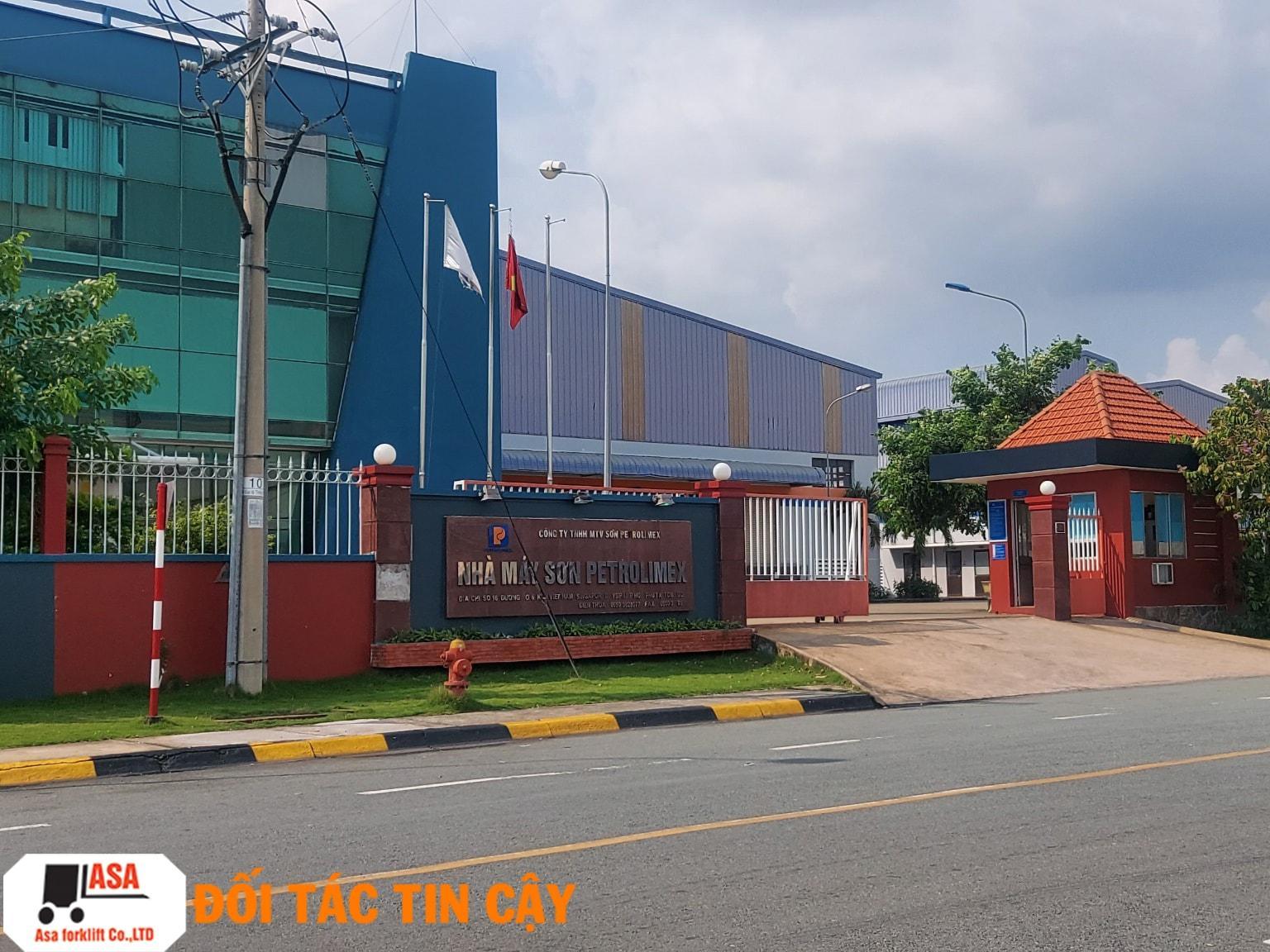 Công Ty ASA khảo sát nhà máy đối tác