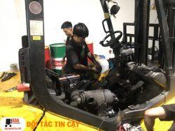 sừa xe nâng chuyên nghiệp, sửa xe nâng giá rẻ quận Bình Tân