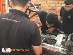 Sửa chữa xe nâng hàng là giải pháp tối ưu khi xe nâng của bạn bị hỏng hóc