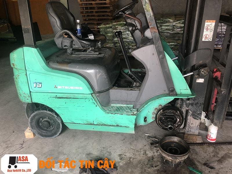 Sửa xe nâng chuyên nghiệp Phú Nhuận.