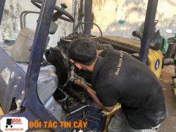 ASA cung cấp dịch vụ sửa xe nâng uy tín và chất lượng tại Bình Chánh.