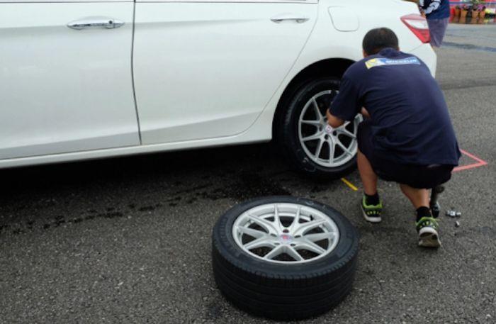 Michelin được nhiều người đánh giá cao về việc chống trơn trượt và thoát nước nhanh