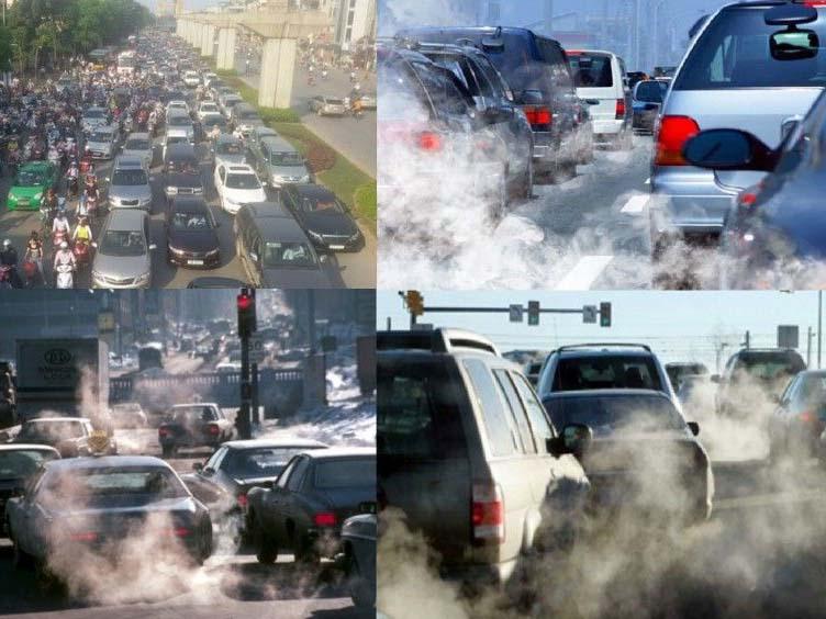 Phân loại các tiêu chuẩn khí thải Euro