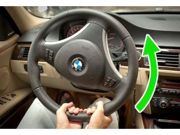 Bị xỉa lái do việc cân chỉnh lái bị sai lệch