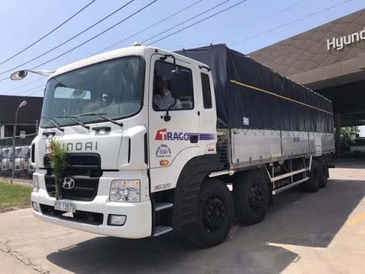 Các dòng xe tải 4 chân hiện nay thường có tải trọng trên 15 tấn