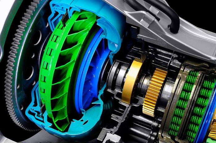Biến mô thủy lực là một loại khớp nối bằng chất lỏng được dùng để truyền năng lượng quay từ động cơ đến hộp số