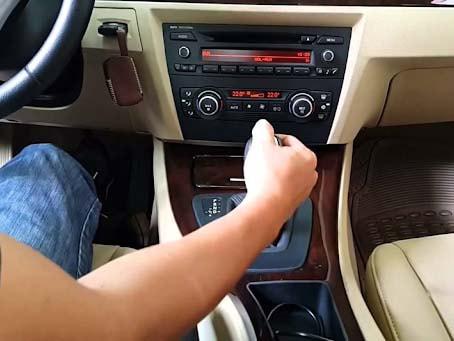 Cần phải tuân theo kỹ thuật lái xe oto số tự động
