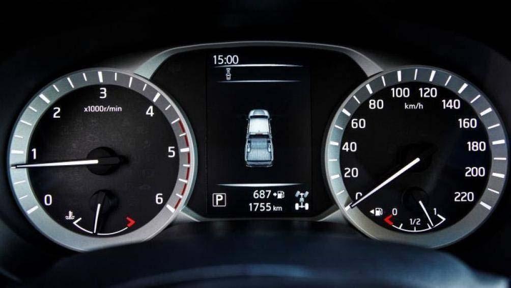 Người lái sẽ có thể kiểm soát tốc độ để tiết kiệm nhiên liệu nhờ việc quan sát chỉ số vòng tua máy
