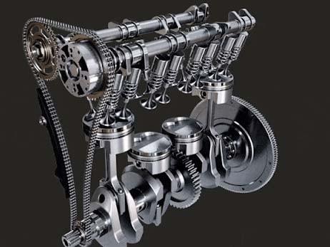 Nguyên lý hoạt động của động cơ đốt trong