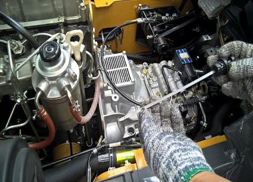 Cần kiểm tra lại nhiệt độ của ổ bi khi motor hoạt động được khoảng 3 giờ