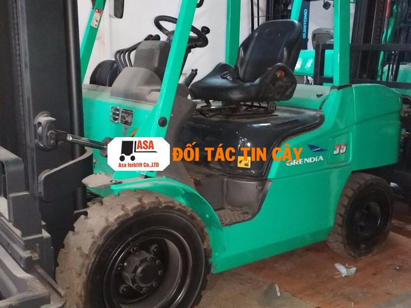 Đơn vị sửa xe nâng Đồng Nai chất lượng, uy tín, giá rẻ