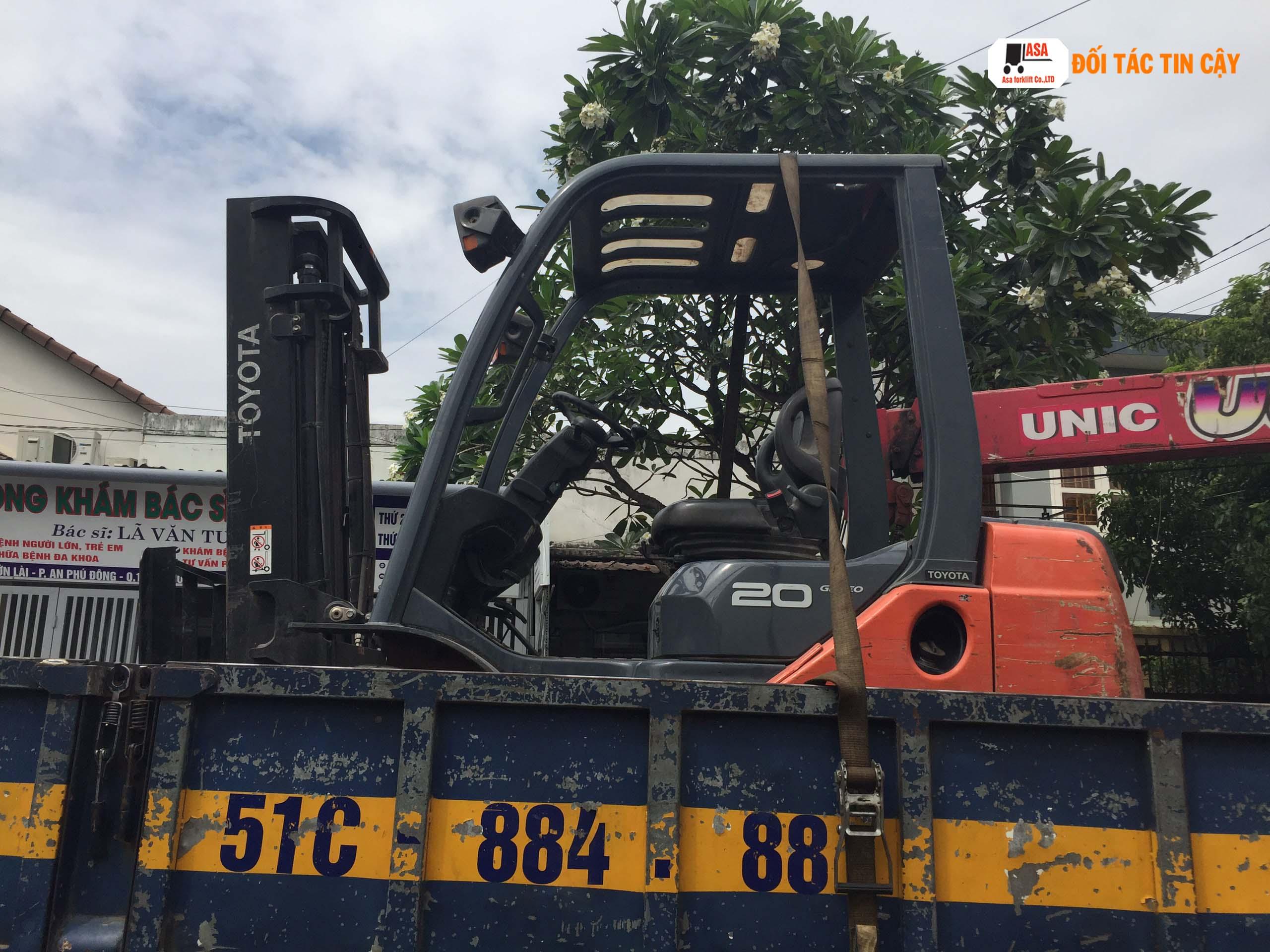 Đối tác sửa xe nâng Đồng Nai tốt, uy tín, chất lượng nhất Miền Nam