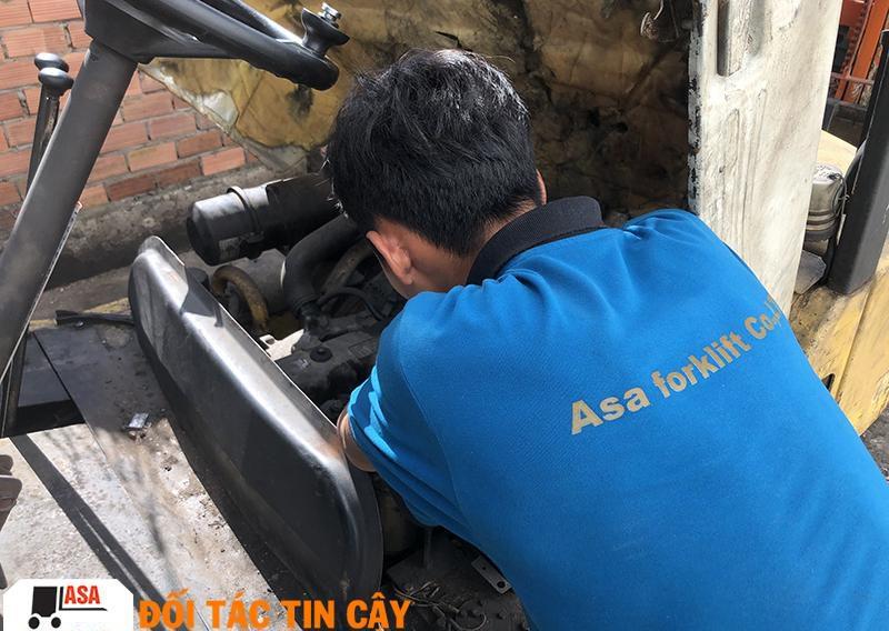 Dịch vụ sửa chữa xe nâng tại Đồng Nai là một dịch vụ có nhu cầu lớn tại Đồng Nai
